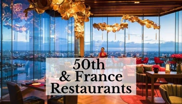 50th And France Restaurants