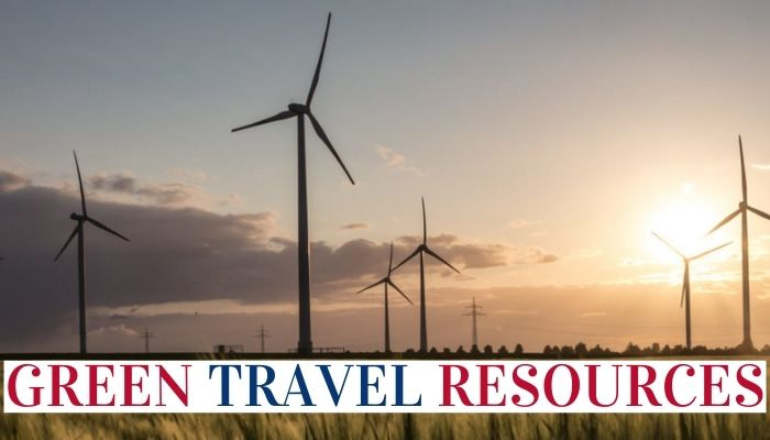 Green Travel Resources