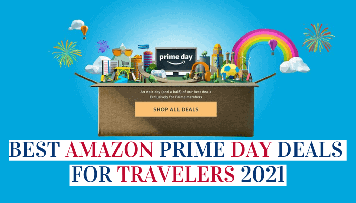 Best Amazon Prime Day Deals For Travelers