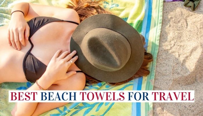 Image For Best Beach Towels For Travel