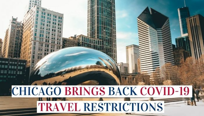 Chicago Brings Back COVID-19 Travel Restrictions Image