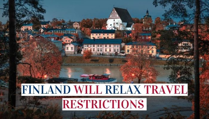 Finland Will Relax Travel Restrictions For Vaccinated Travellers
