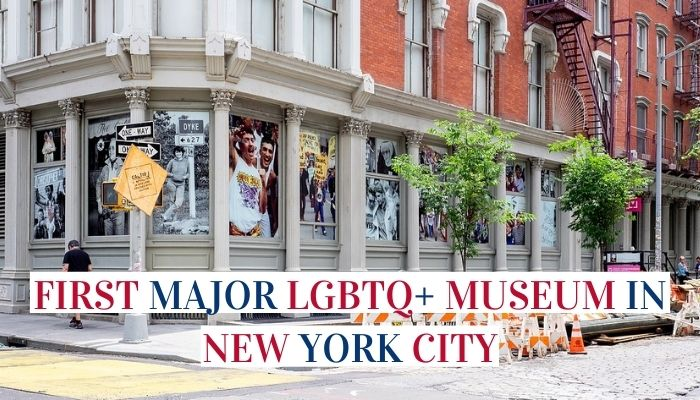 Image First Major LGBTQ+ Museum In New York City