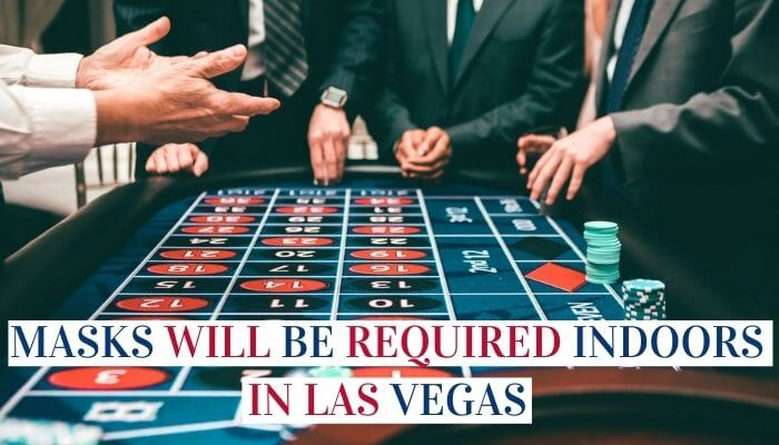 Masks Will Be Required Indoors In Las Vegas Image
