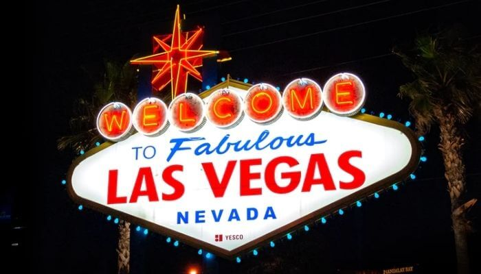 Visitors To Las Vegas Are Not Required To Wear Mask Image