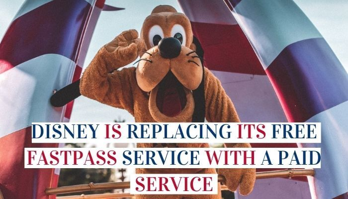 Disney Is Replacing Its Free FastPass Service With A Paid Service image