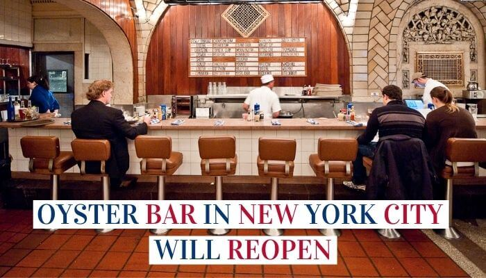 Oyster Bar In New York City Will Reopen Image