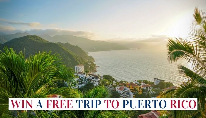 Win A Free Trip To Puerto Rico Image