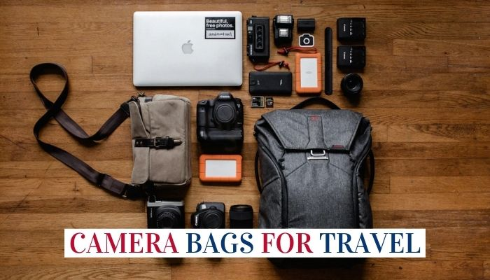 Camera Bags For Travel Image