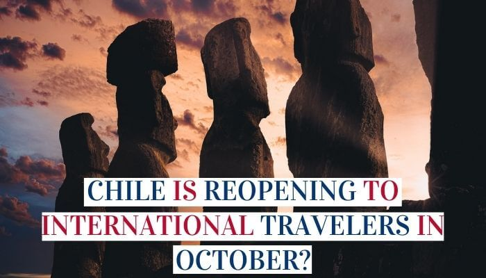 Chile Is Reopening To International Travelers In October image