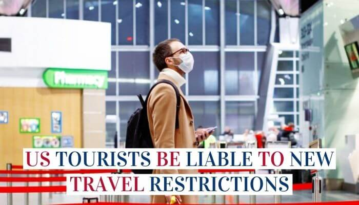 EU Recommends That US Tourists Be Liable To New Travel Restrictions image